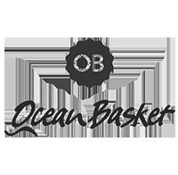 ocean basket greyscale